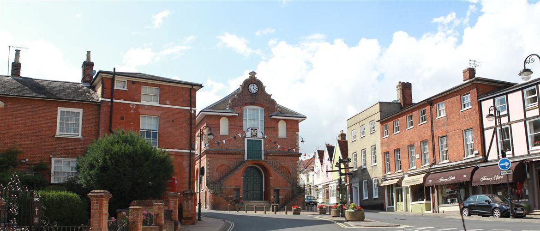 Locksmith Woodbridge Suffolk